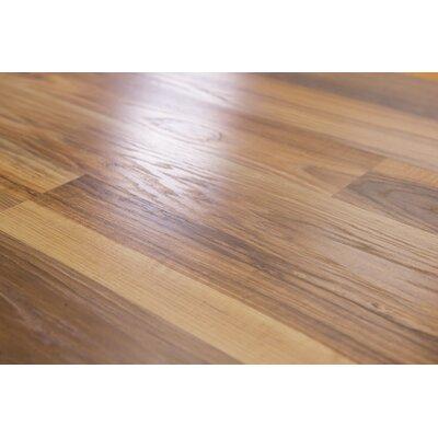 Porto 9 x 48 x 8mm Oak Laminate Flooring in Barley