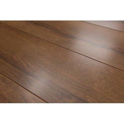 Brighton Vario 6 x 48 x 10mm Oak Laminate Flooring in Pecan