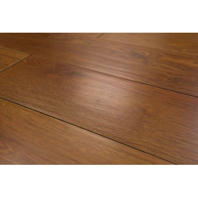 Marseille 6 x 54 x 8mm Oak Laminate Flooring Brown