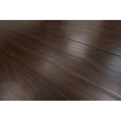 Marseille 6 x 54 x 8mm Rosewood Laminate Flooring in Coffee