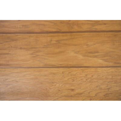 Marseille 6 x 54 x 8mm Hickory Laminate Flooring in Wheat