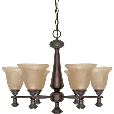 Candi 6-Light Candle-Style Chandelier