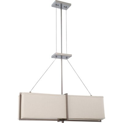 Ceniceros 4-Light Kitchen Island Pendant