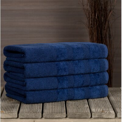 Cressex Bath Towel Color: Blue