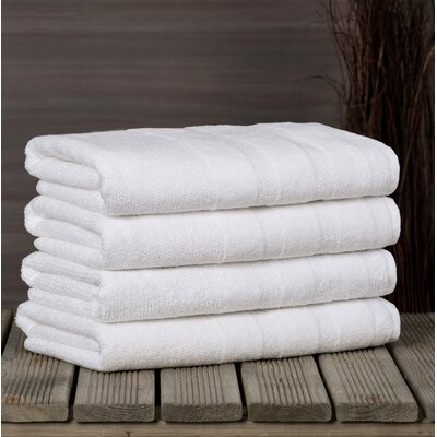 Cressex Bath Towel Color: White
