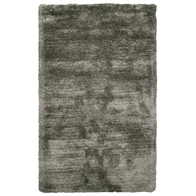 Mathena Shag Hand-Woven Oatmeal Area Rug Rug Size: Runner 5 x 8