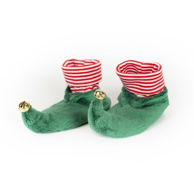 2 Piece Elf Slipper Set Size: Medium
