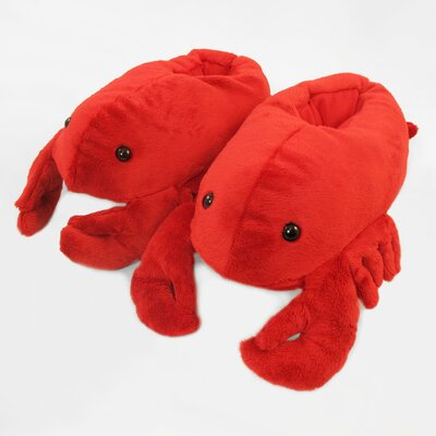 2 Piece Lobster Slipper Set