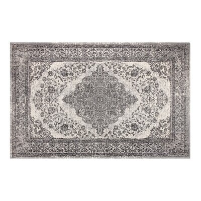 Isbell Cotton Gray Area Rug