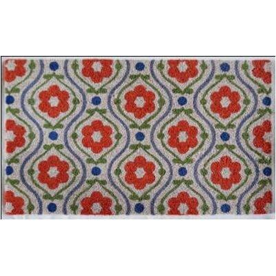 Tozier Floral Doormat