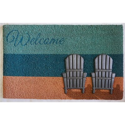 Garrisons Welcome Lakeside Doormat