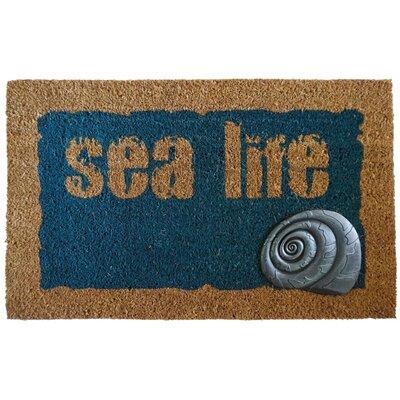 Gaspar Sea Life Doormat