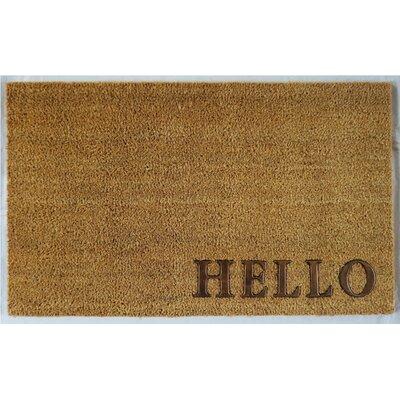 Criner Hello Doormat