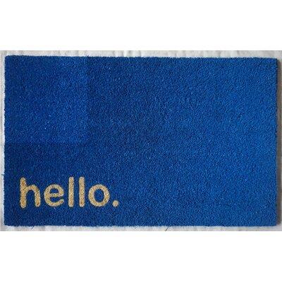 Cripe Hello Doormat