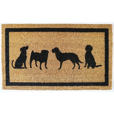 Hudak Dog Doormat