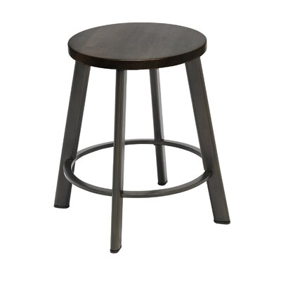 Chalmers 18 Bar Stool Color: Espresso