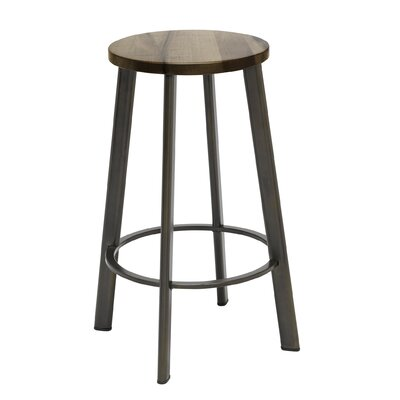 Chalmers 25 Bar Stool Color: Natural