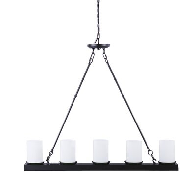 Womble 5-Light Kitchen Island Pendant
