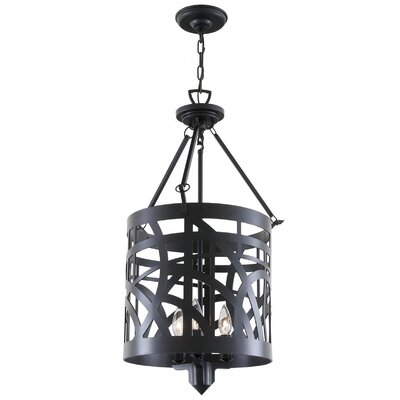 Westman 3-Light Foyer Pendant