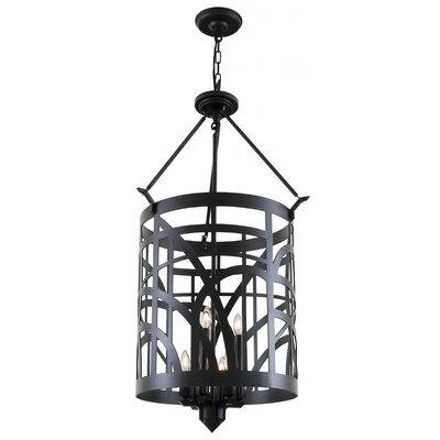 Westman 6-Light Foyer Pendant