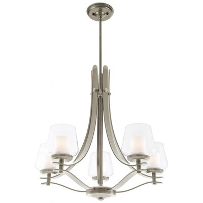 Mattox 5-Light Candle-Style Chandelier