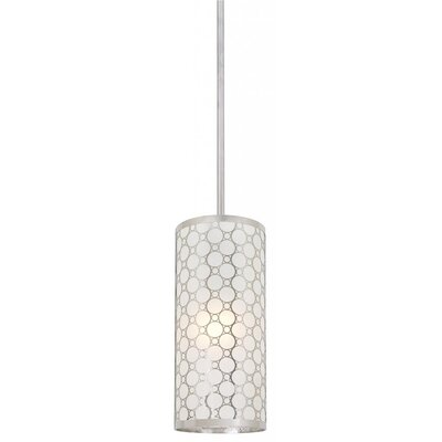 Stahl 1-Light Mini Pendant