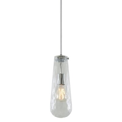 Croce 1-Light Mini Pendant