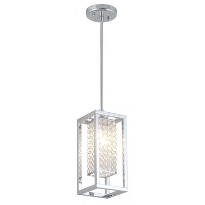 Stalcup 1-Light Mini Pendant