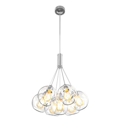 Stalder 7-Light Cluster Pendant