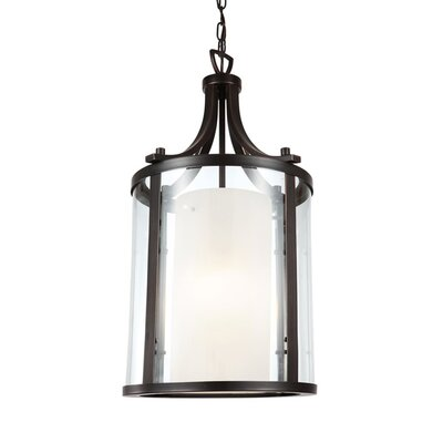 Matthies 1-Light Foyer Pendant Finish: Oil Rubbed Bronze