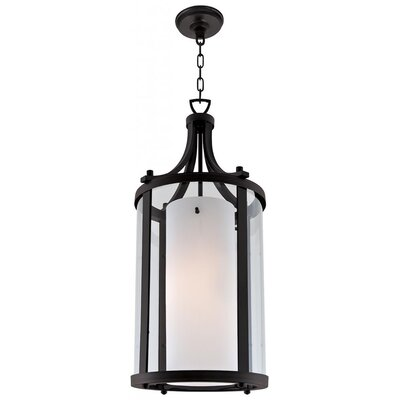 Matthies 2-Light Foyer Pendant Finish: Graphite