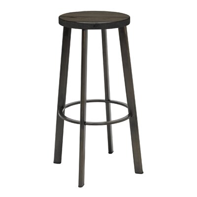 Chalmers 30 Bar Stool Color: Espresso