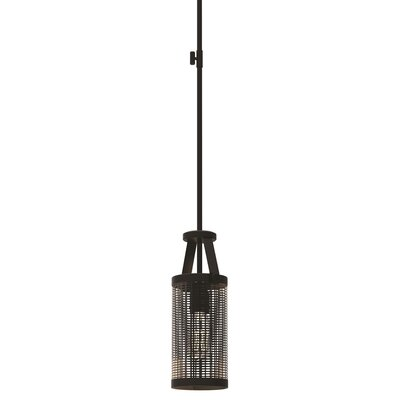 Gullo 1-Light Mini Pendant Finish: Graphite