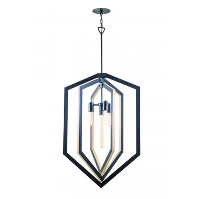 Cullins 4-Light Foyer Pendant