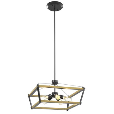 Gumm 5-Light Foyer Pendant