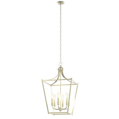 Huseman 6-Light Foyer Pendant