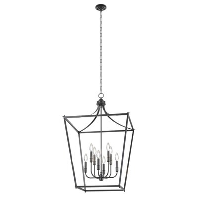 Huseman 8-Light Foyer Pendant