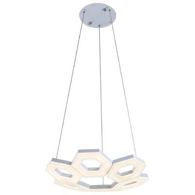 Stabler 6-Light Geometric Pendant