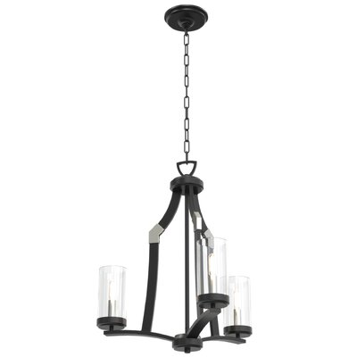 Youngquist 3-Light Candle-Style Chandelier