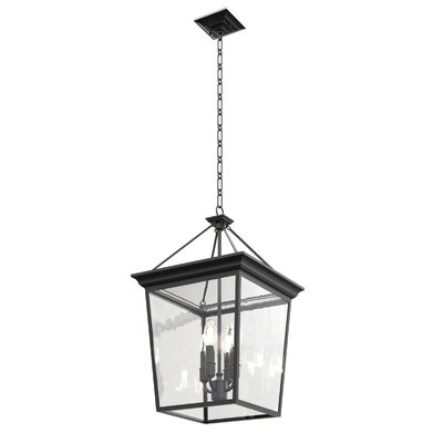 Huskins 4-Light Foyer Pendant