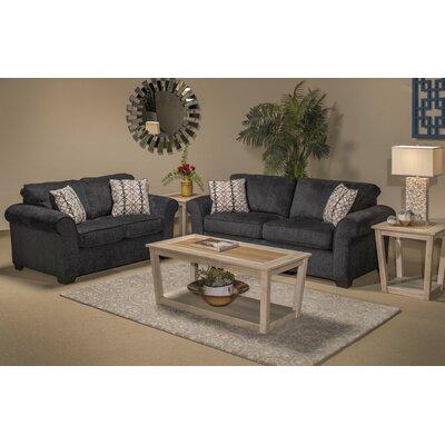 Hoyer Upholstered Configurable Living Room Set
