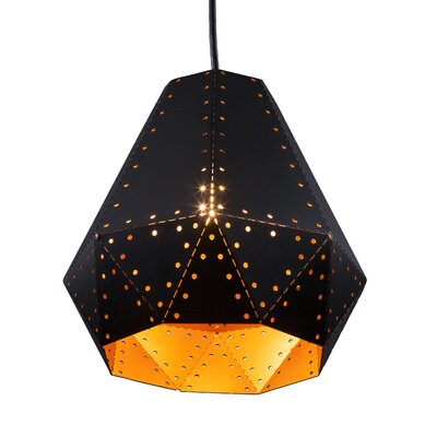 Foulks 1-Light Mini Pendant