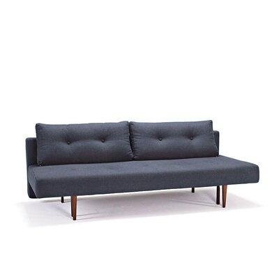 Recast Sleeper Sofa Upholstery: Nist Blue