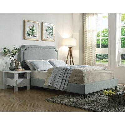 Huffaker Queen Upholstered Platform Bed