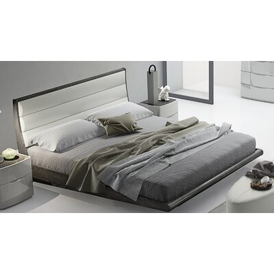 Siegle Upholstered Platform Bed Size: King