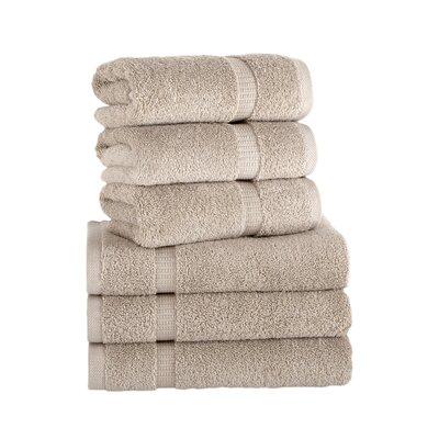 Agathon Hand Towel Color: Taupe