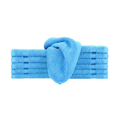 Agathon Washcloth Color: Aqua