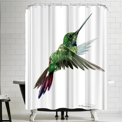 Suren Nersisyan Hummingbird I Shower Curtain
