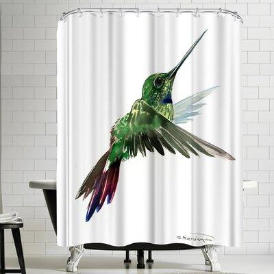Suren Nersisyan Hummingbird I Shower Curtain