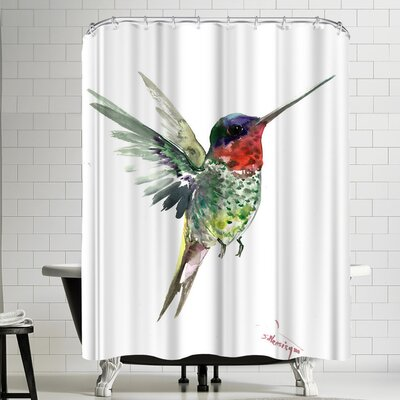 Suren Nersisyan Hummingbird IIII Shower Curtain